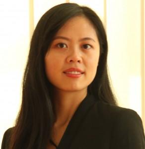 Geraldine, Zhu, GeneralManager, China Spice Services