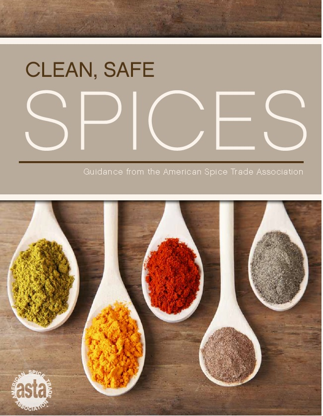 Food Safety | ASTA: The Voice of the U S  Spice Industry in