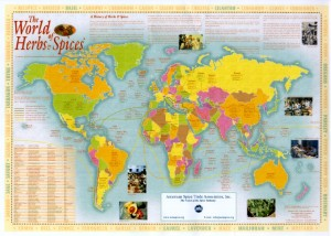 SpiceMap