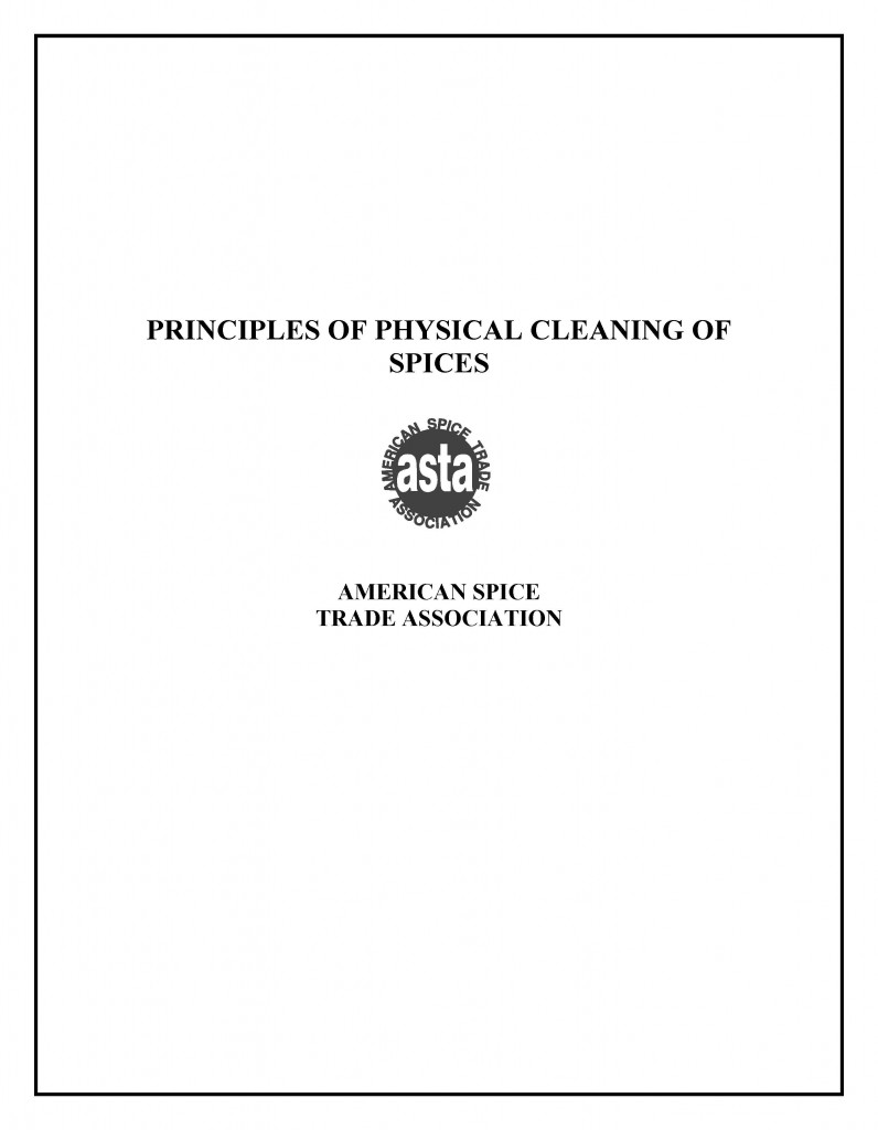 Principles of Physical Cleaning Guide | ASTA: The Voice of